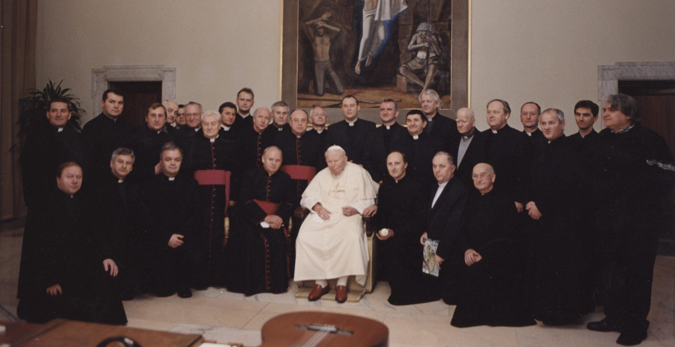 Jan Paweł II do Polaków w Niemczech - Moguncja 16.11.1980